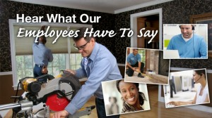 Hear What Our Employees have to say